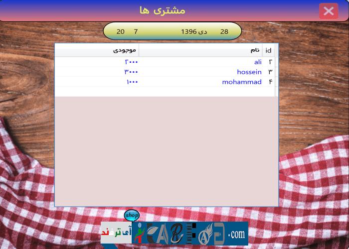 itarfand-shop-192-min سورس کد مدیریت رستوران به زبان #C